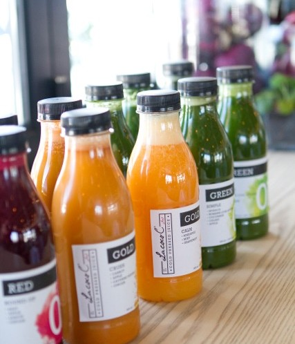 An image of La Coco C Food Purveyors Cold-Pressed Juices